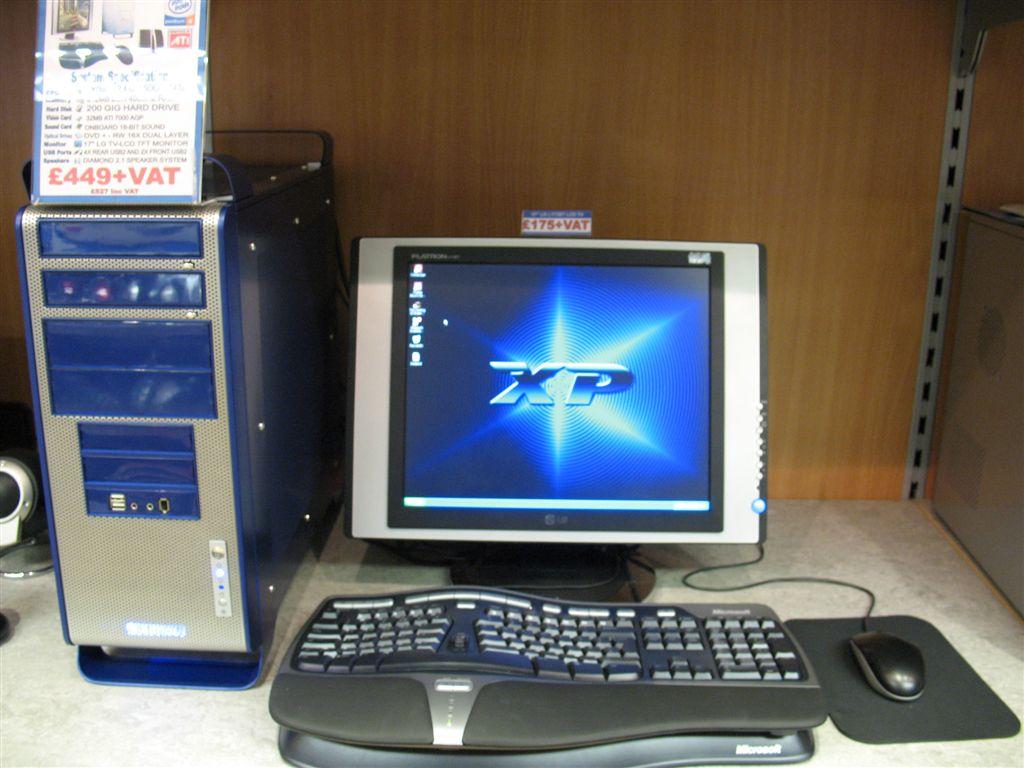 SB Computers Nottingham